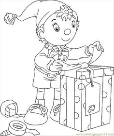 Free Online Christmas Coloring Pages - Bing Images