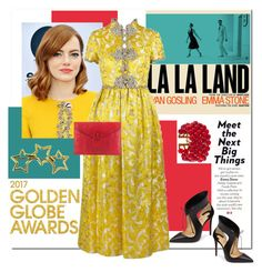 """La La Vintage"" by kitty-kimber ❤ liked on Polyvore featuring Christian Louboutin, Oscar de la Renta, Yves Saint Laurent, Chanel, Tiffany & Co. and vintage"