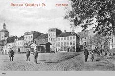 Königsberg, Neuer Markt
