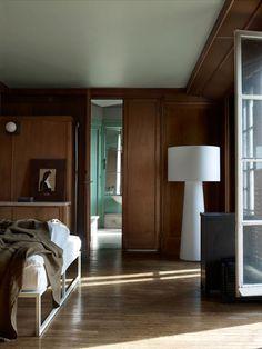 felix claus / la restauration de l'appartement de architecte auguste perret, arrondissement de passy
