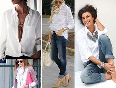 Этот универсальный предмет гардероба незаменим. Но чтобы в белой рубашке выглядеть идеально, соблюдай эти три простых правила ...
