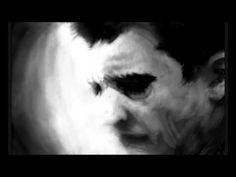 Johnny Cash - Ain't No Grave. For The Johnny Cash Project, his fans co-created his last ever music video with thousands of beautiful illustrations Johnny Cash, Wow Video, Made Video, Animation, Collaborative Art, About Time Movie, Tv Commercials, Stop Motion, Music Videos