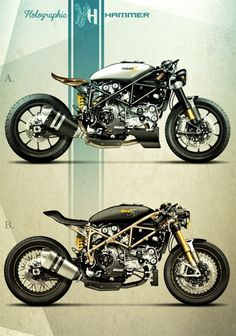 Ducati 999 S 2004 by Holographic Hammer