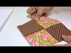 How To Sew A Pin Cushion In Under 5 Mins ! - YouTube