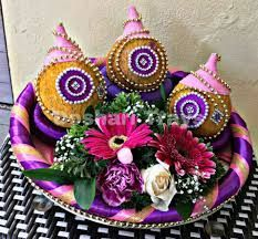 Engagement Tray Decoration Delectable Image Result For Indian Engagement Tray Decoration  Seer Tatthu Inspiration