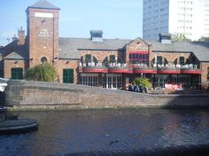 The Malt House in Birmingham, where John F Kennedy infamously ate a pub lunch.