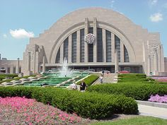 Union Terminal/ Cincinnati Museum Center - We love this Place!   The building is just AWESOME! -CF