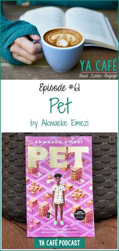 This week we're chatting about Pet by Akwaeke Emezi. Our guest is author H. Hunter who has some great insight into this totally unique YA new release. Informations About YA Cafe Podcast: Pet by Akwa Free Teaching Resources, Esl Resources, Teaching Tips, Reading Strategies, Reading Comprehension, High School Classroom, English Classroom, Middle School English, English Language Arts