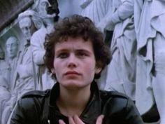 Screencaps of Adam Ant in Jubilee.