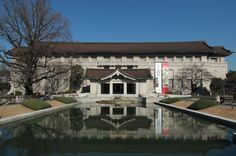 Top 20 things to do in Tokyo: The outside of one of the six buildings of the Tokyo National Museum