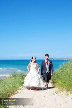 Beautiful wedding photography, St Ives, Cornwall
