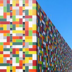 Colorful architectural photography in Istanbul by Yener Torun
