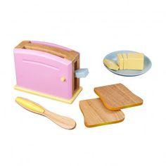 Set de tostadora pastel  KidKraft