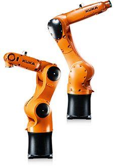 KUKA Industrial Robots - Electronics