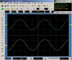5751 / KT88 PP Tube Amp 1 kHz Sine Wave