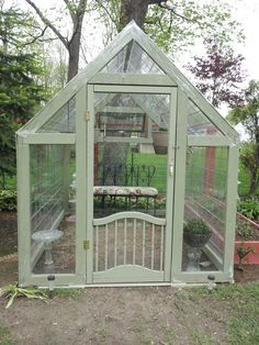 My version of the cattle panel greenhouse.  Easy to make and only cost about 100 dollars total