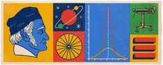 241. výročí narození Johanna Carla Friedricha Gausse