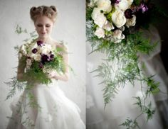 Floral styling and event planning by Johnny and Dottie