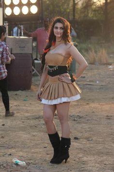 Prachi Desai Bikini In I Me Aur Main 1