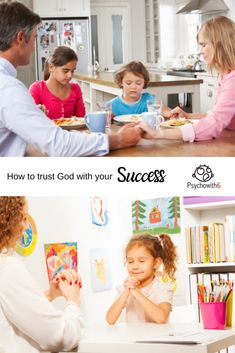 How to trust God with your homeschool success. #homeschool #christian