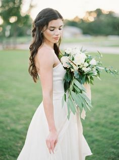 This inspiration shoot will convince you to forgo the big wedding fuss and plan a simple elopement with the one you love.
