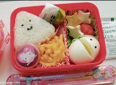 Bento box, tupper japones