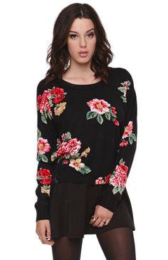billabong petal daze sweater