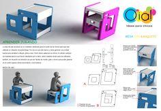 Plywood Furniture, Furniture Design, Furniture Ideas, Cardboard Design, Garage Tools, Home Gadgets, Diy Chair, Presentation Design, Portfolio Design