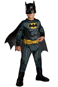 Batman+costumes Products : Rubie's Costume Boys DC Comics Batman Costume