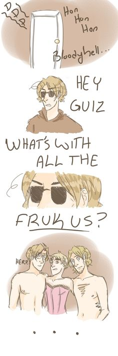 Frukus by roses-and-phantoms on DeviantArt  This is my forever OTP:) FRUKUS forever!!!