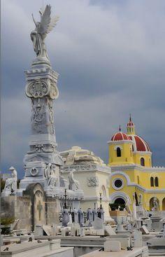 Cementerio de Colón. Havana, Cuba