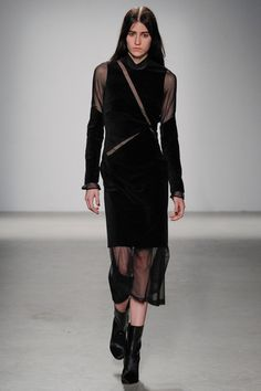 Damir Doma Fall 2014 Ready-to-Wear Collection Slideshow on Style.com