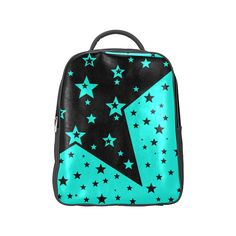 Aqua Stars Popular Backpack (Model 1622)