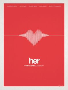 'Her' (2013) Boy meets operating system #wonderfullyweird #Spike #Jonze