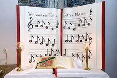 Bildergebnis für kommunion thema ton in gottes melodie
