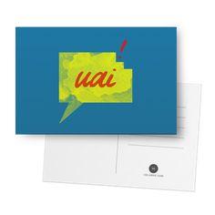 Cartão POP UAI! de @palmitchailustra | Colab55