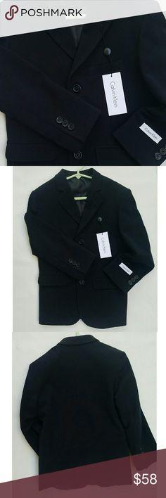 Calvin Klein suit blazer NWT boys blazer Calvin Klein Jackets & Coats Blazers