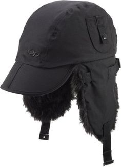 Outdoor Research Trapper Hat Trapper Hat Womens, Trapper Hats, Winter Accessories, Clothing Accessories, Outdoor Research, Riding Helmets, Winter Fashion, Winter Hats, Costumes