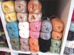 86x Mondial Playa 100g ca. 330m Wolle Garn versch. Farben, 172€