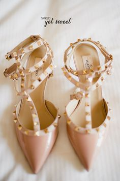 Valentino Rockstud sandals - I NEED these.