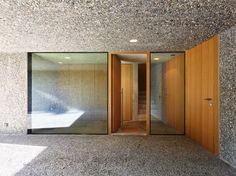 Wespi de Meuron Romeo architects, Hannes Henz · Concrete house in Füllinsdorf