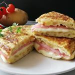 Como hacer pollo en pepitoria - Receta fácil paso a paso   CACEROLADAS: Como hacer pollo en pepitoria - Receta fácil paso a paso Pancakes, French Toast, Sandwiches, Breakfast, Food, Canela, Plate, Pastries, Goat Cheese