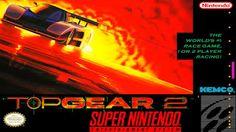Emularoms: Top Gear 2 (BR) [ SNES ]