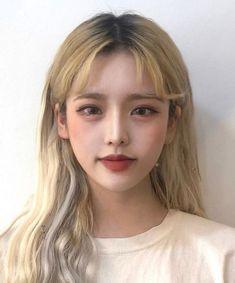 Ulzzang Hair, Ulzzang Makeup, Ulzzang Korean Girl, Soft Grunge Hair, Ash Hair, Uzzlang Girl, Asian Makeup, I Love Girls, Girls Makeup