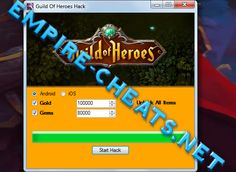 Guild Of Heroes Hack Cheat