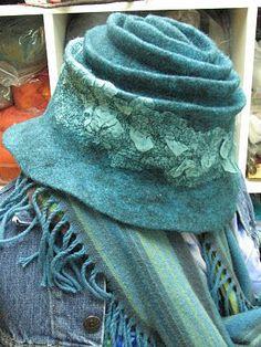 Andrea Graham hat, her work is always beautiful!: