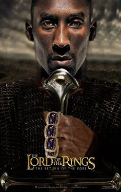 Lord of the Rings The Return of Kobe Bryant