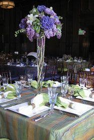 Wedding, Flowers, White, Purple, Nancy liu chin
