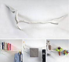9 sposobów na kreatywne wykorzystanie gałęzi w Twoim mieszkaniu