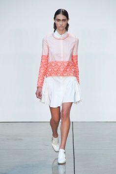 Thakoon at New York Fashion Week Spring 2013 - StyleBistro